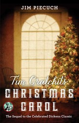 Tim Cratchit's Christmas Carol book cover