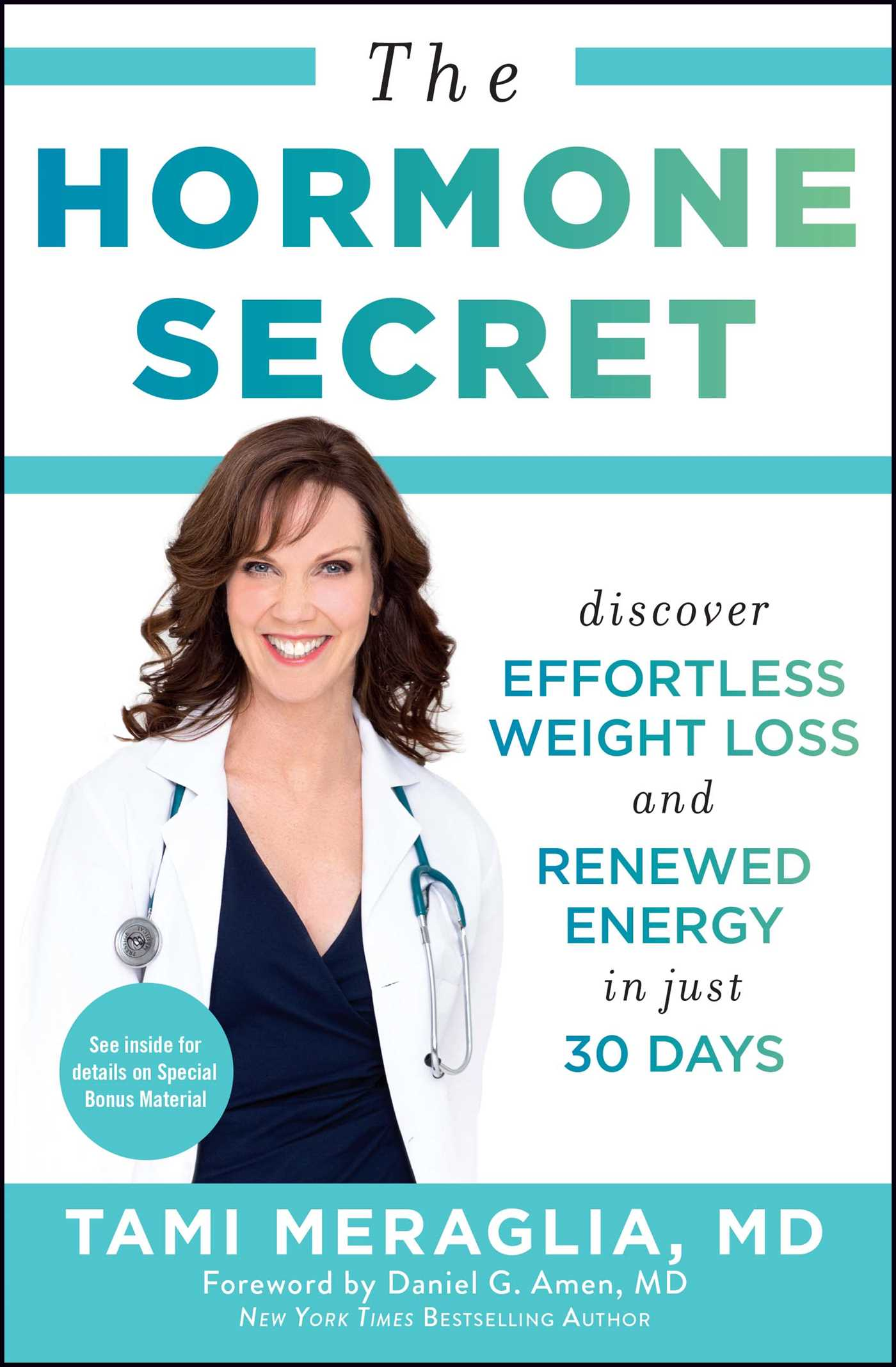 The hormone secret 9781476766515 hr