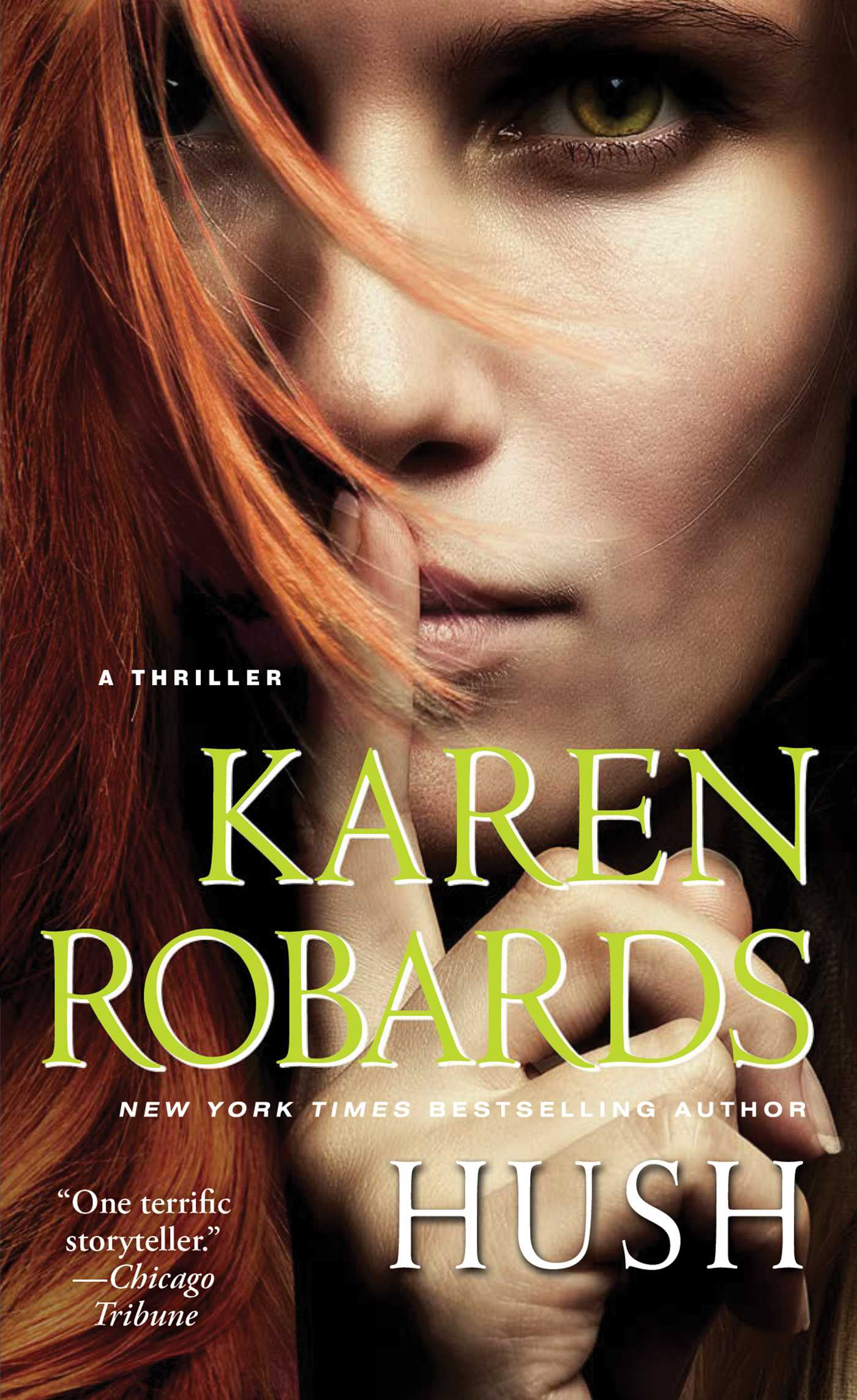 Karen robards official publisher page simon schuster canada book cover image jpg hush fandeluxe Document