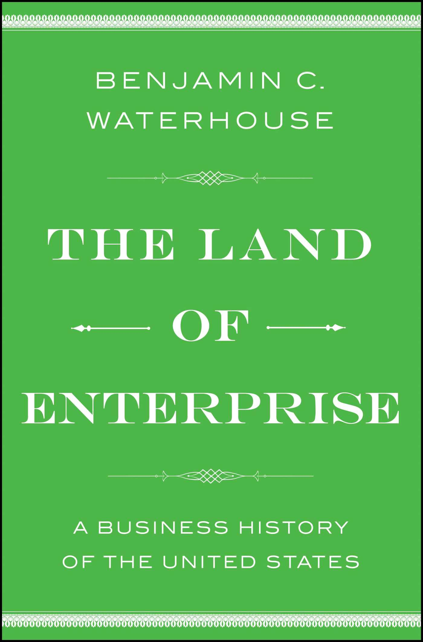 The land of enterprise 9781476766652 hr