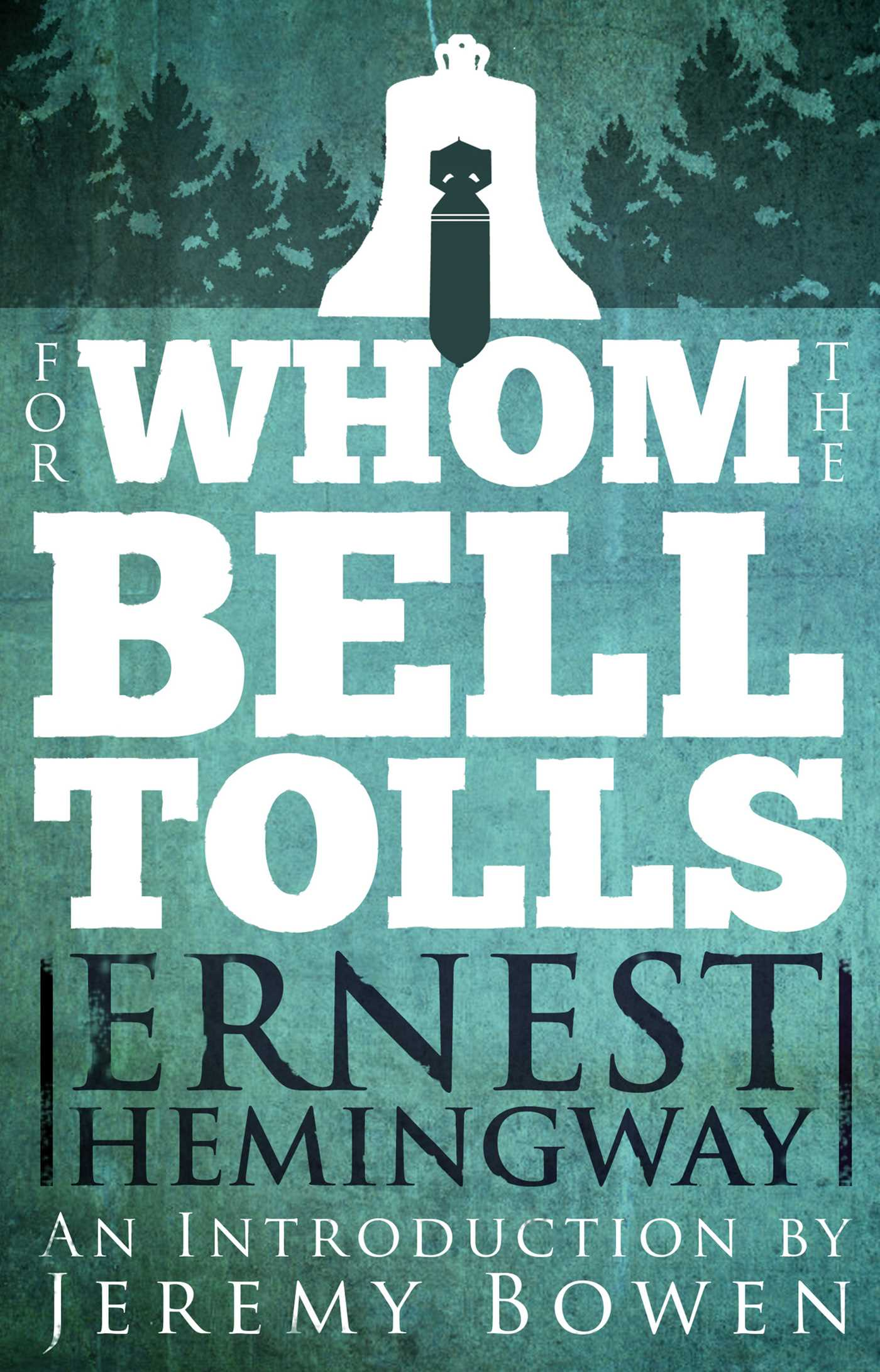 an analysis of for whom the bell tolls by ernest hemingway A thematic analysis of ernest hemingway 'for whom the bell tolls' including: loyalty, bravery, and gender roles.