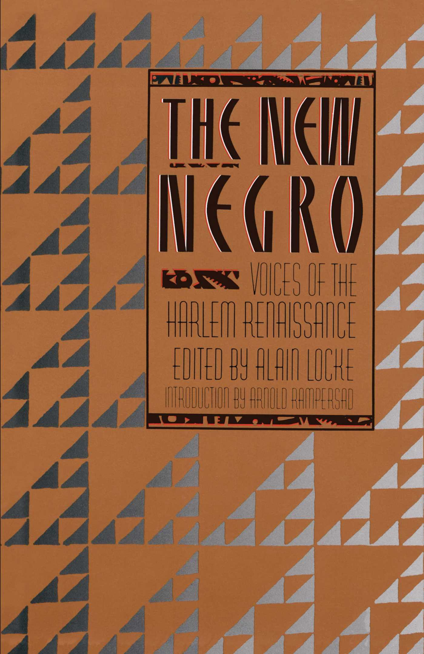 the effects of harlem renaissance on the new negro