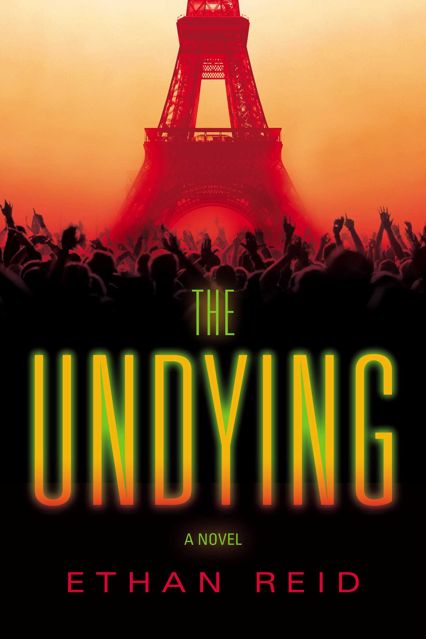The undying 9781476773148 hr