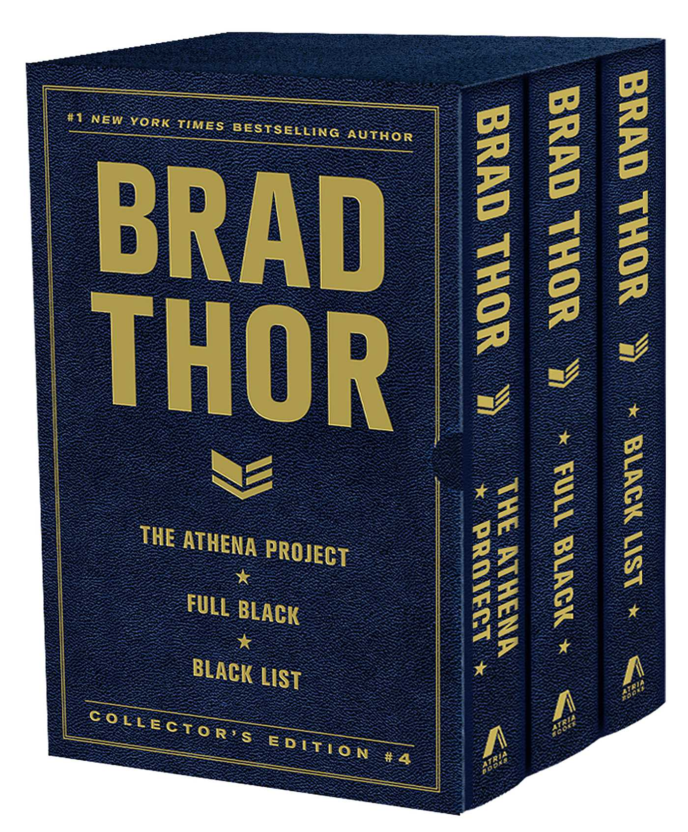 Brad thor collectors edition 4 9781476773650 hr