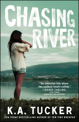 Chasing River book cover