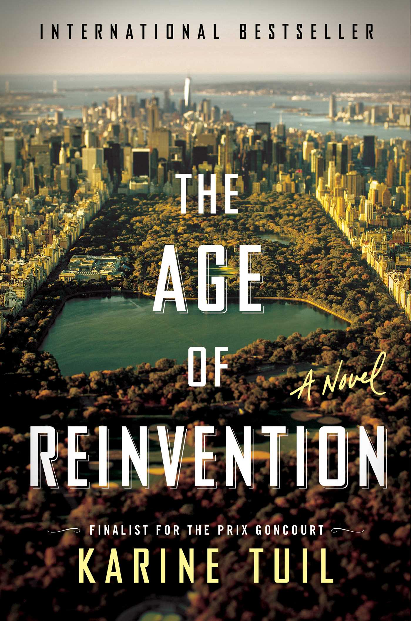 The age of reinvention 9781476776347 hr