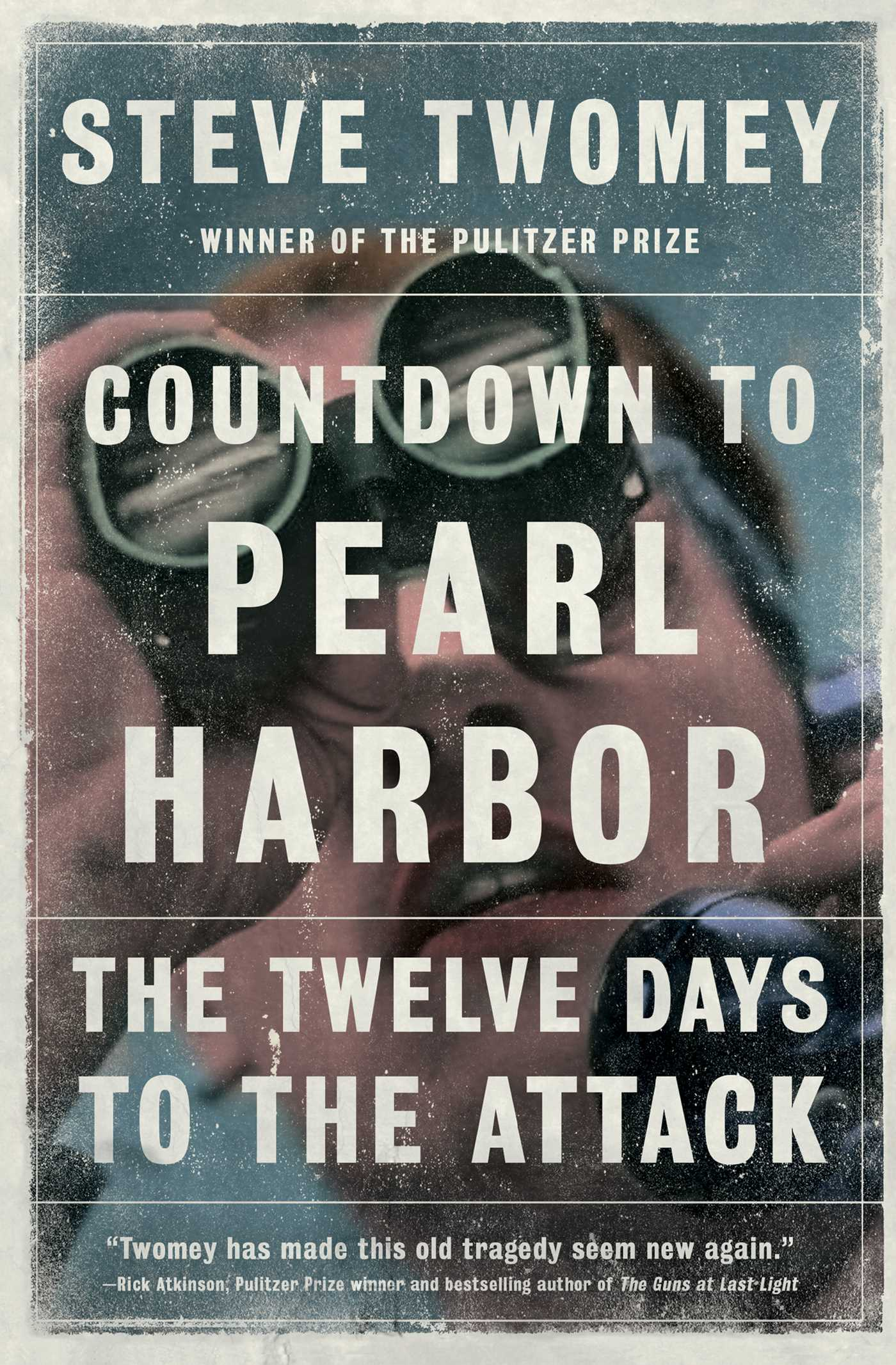 Countdown to pearl harbor 9781476776507 hr