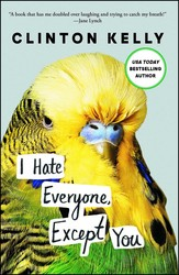 I Hate Everyone, Except You book cover