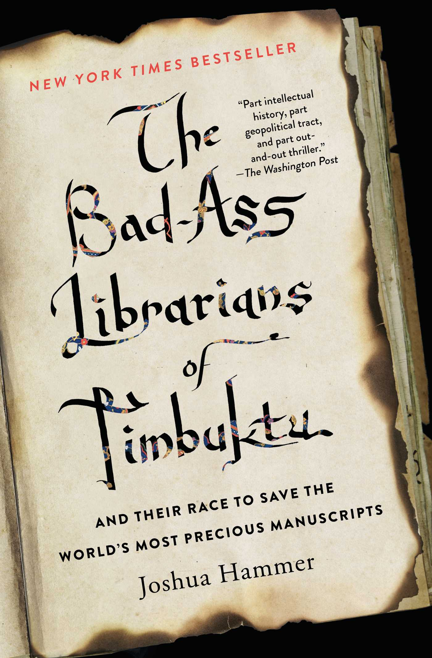 The bad ass librarians of timbuktu 9781476777412 hr