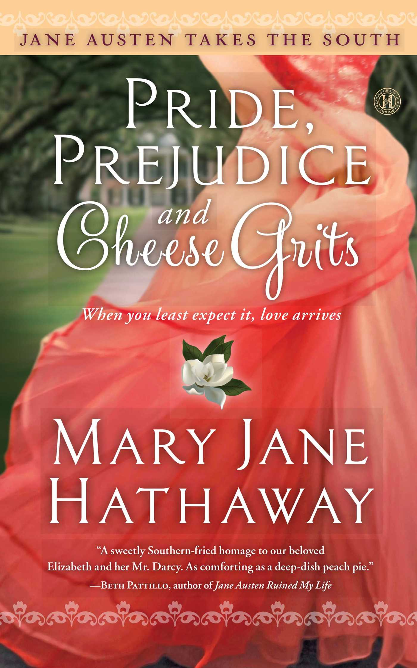 Pride prejudice and cheese grits 9781476777504 hr