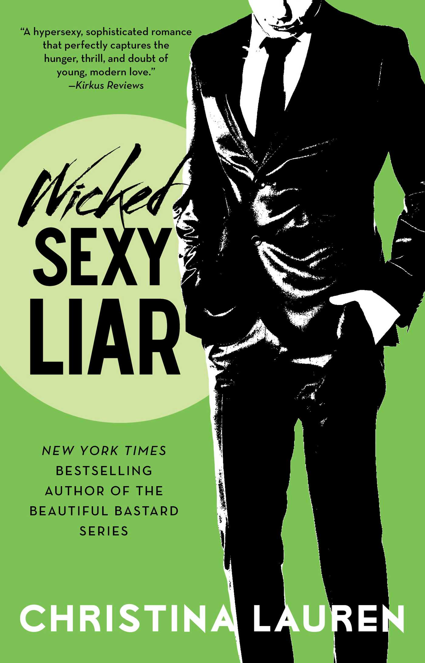 Wicked sexy liar 9781476777993 hr