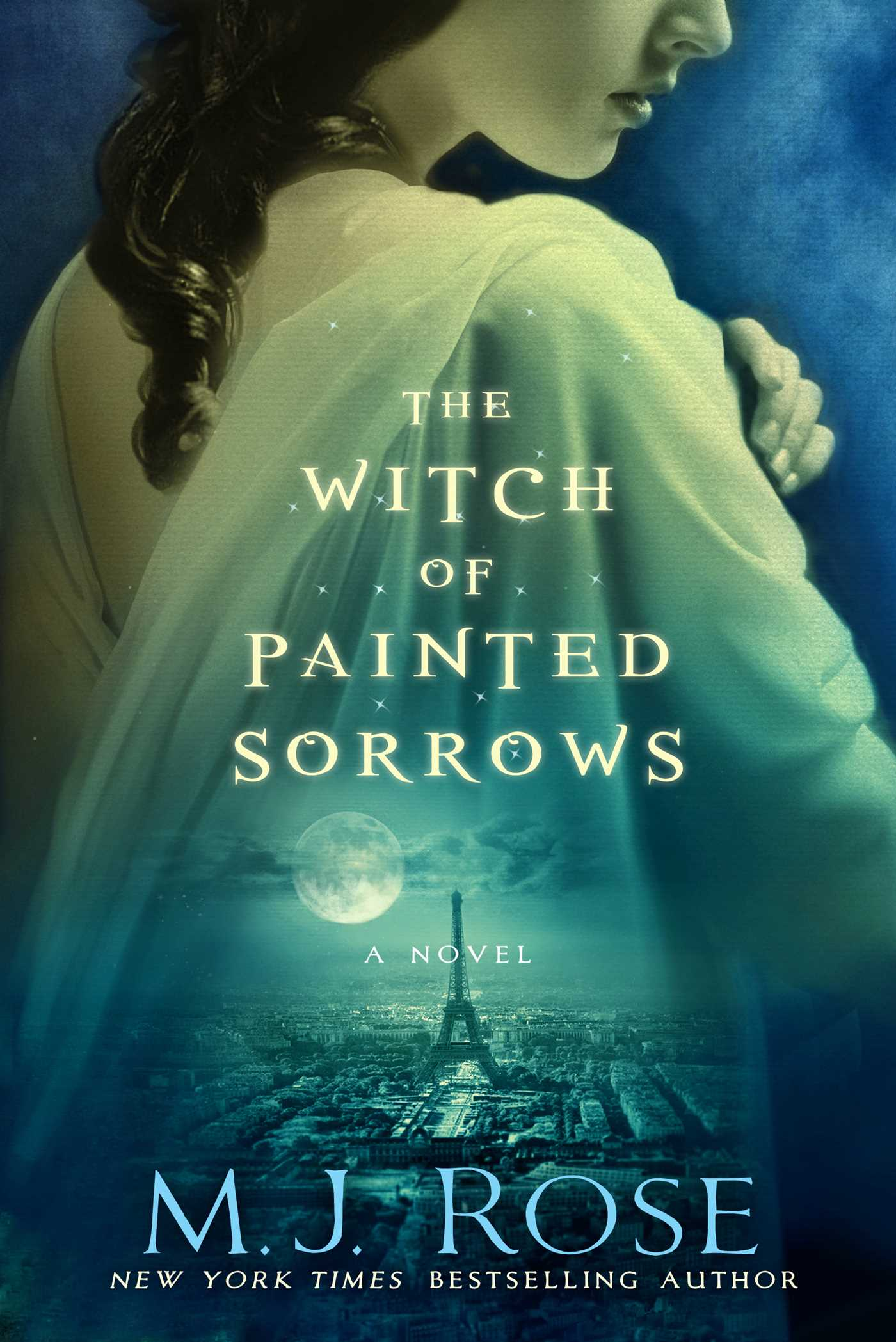The witch of painted sorrows 9781476778068 hr