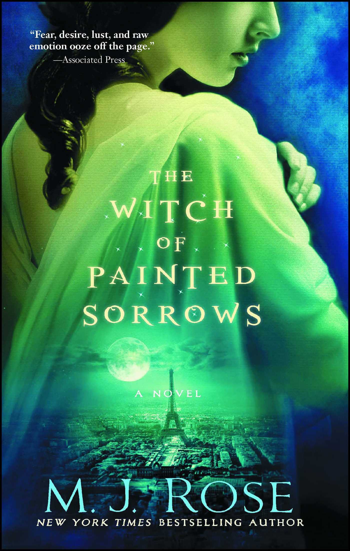 The witch of painted sorrows 9781476778075 hr