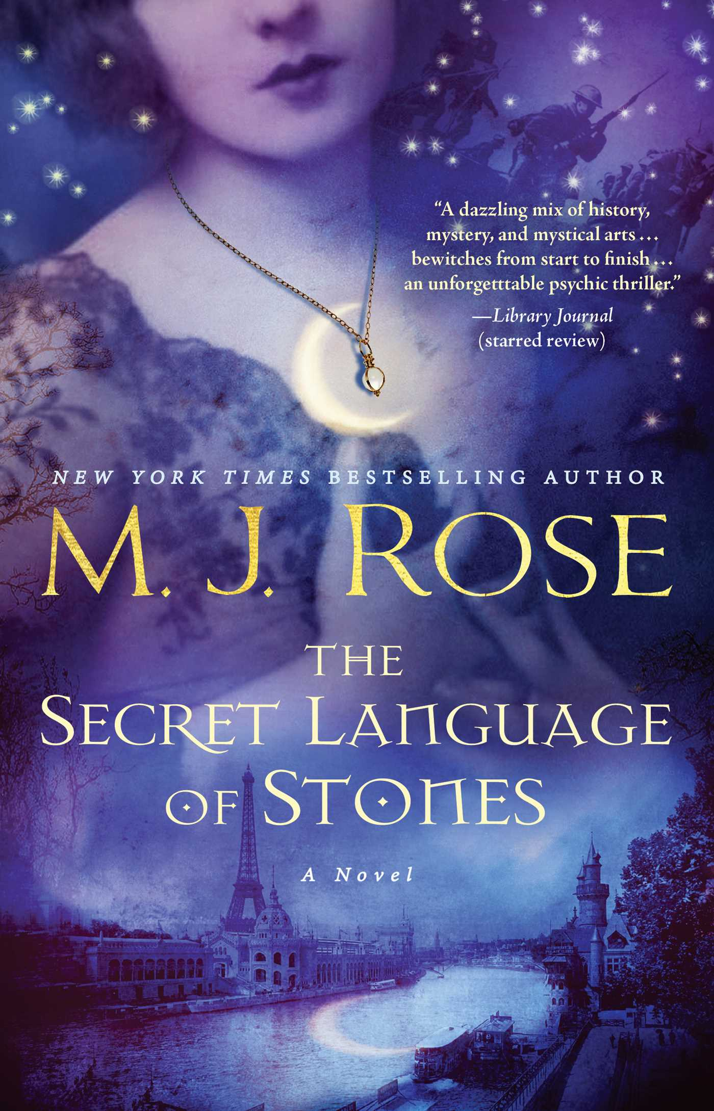 The library of light and shadow book by m j rose official the secret language of stones fandeluxe Epub