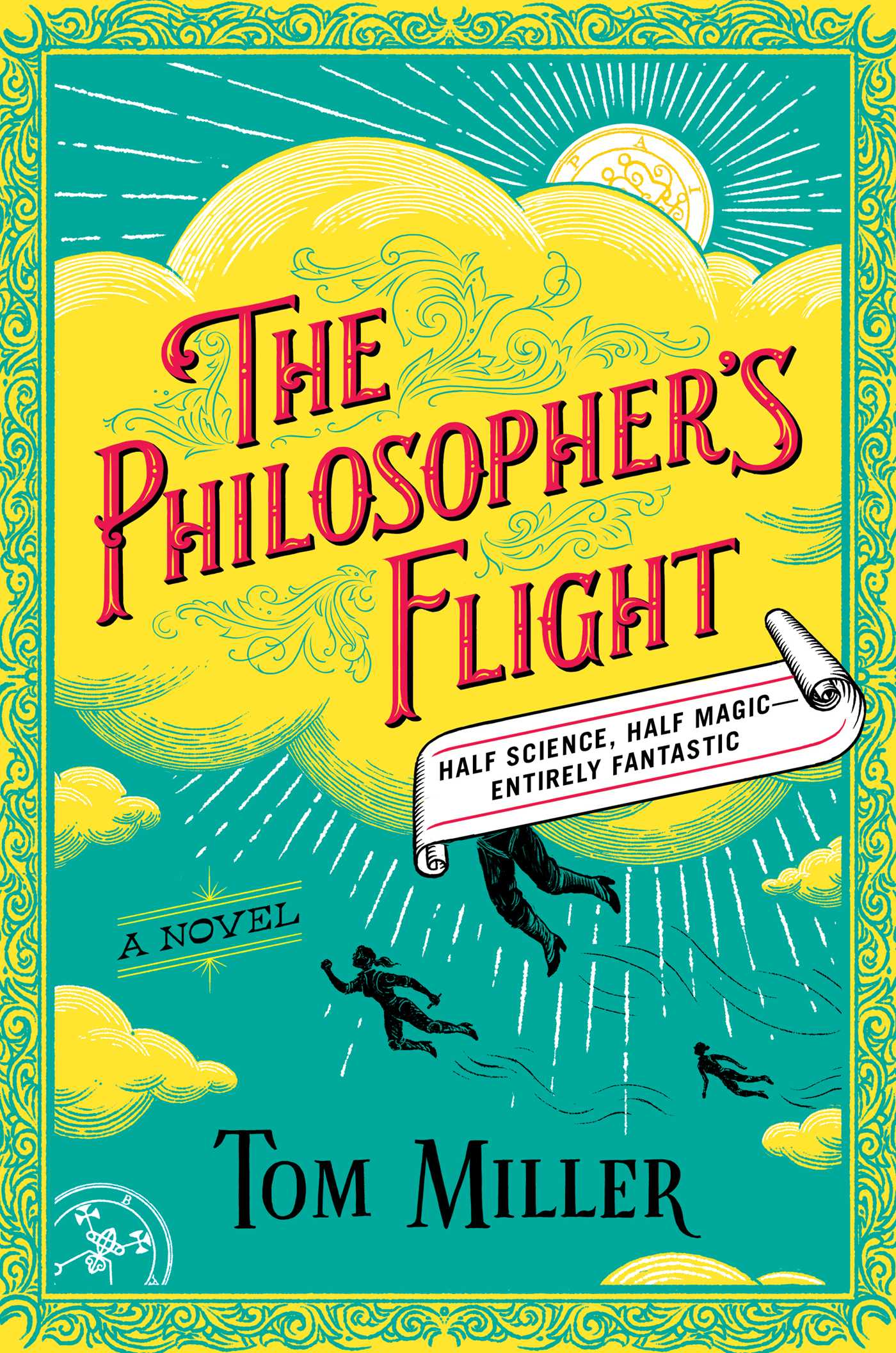 The philosophers flight 9781476778150 hr