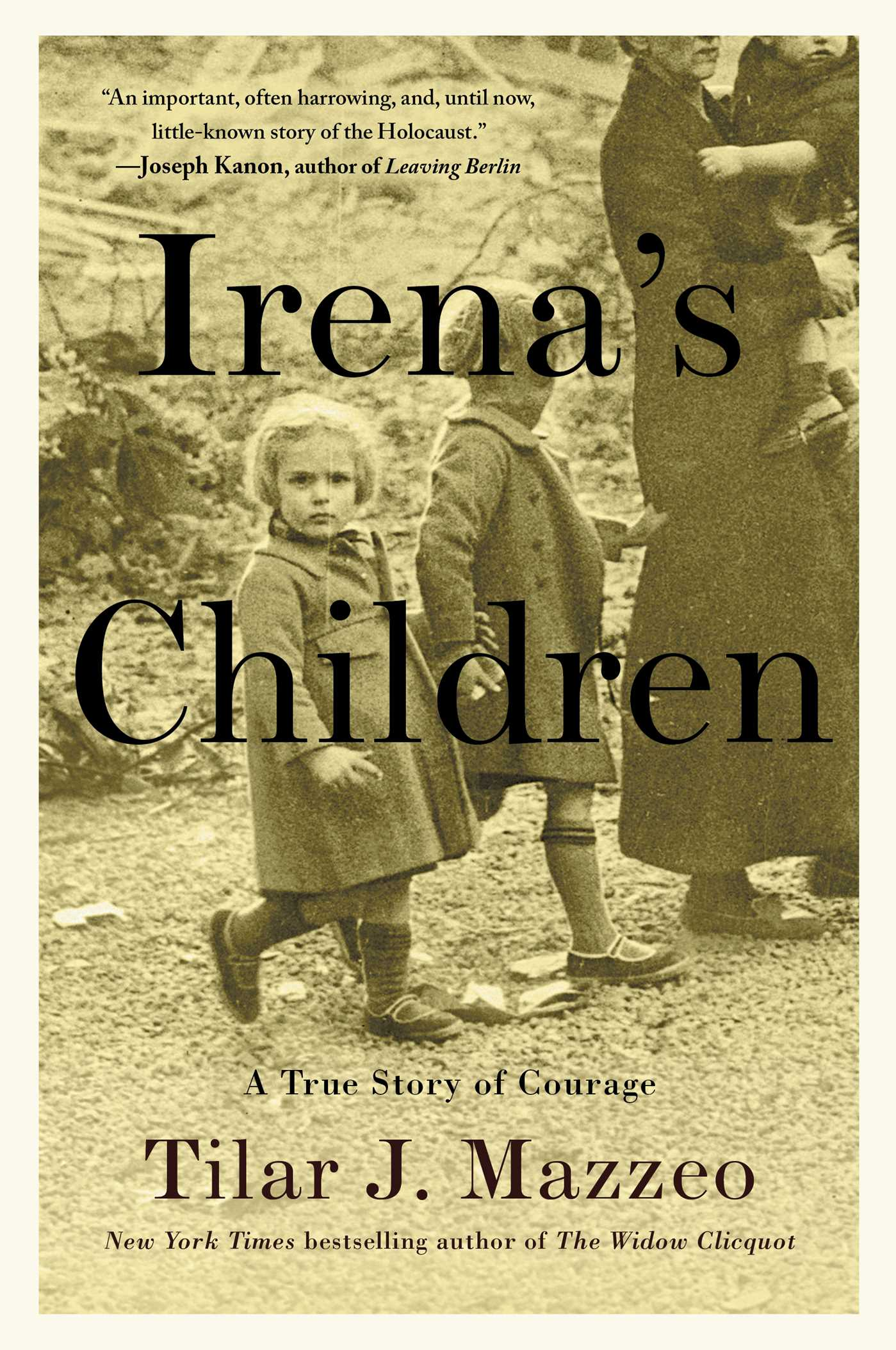 Irenas children 9781476778501 hr