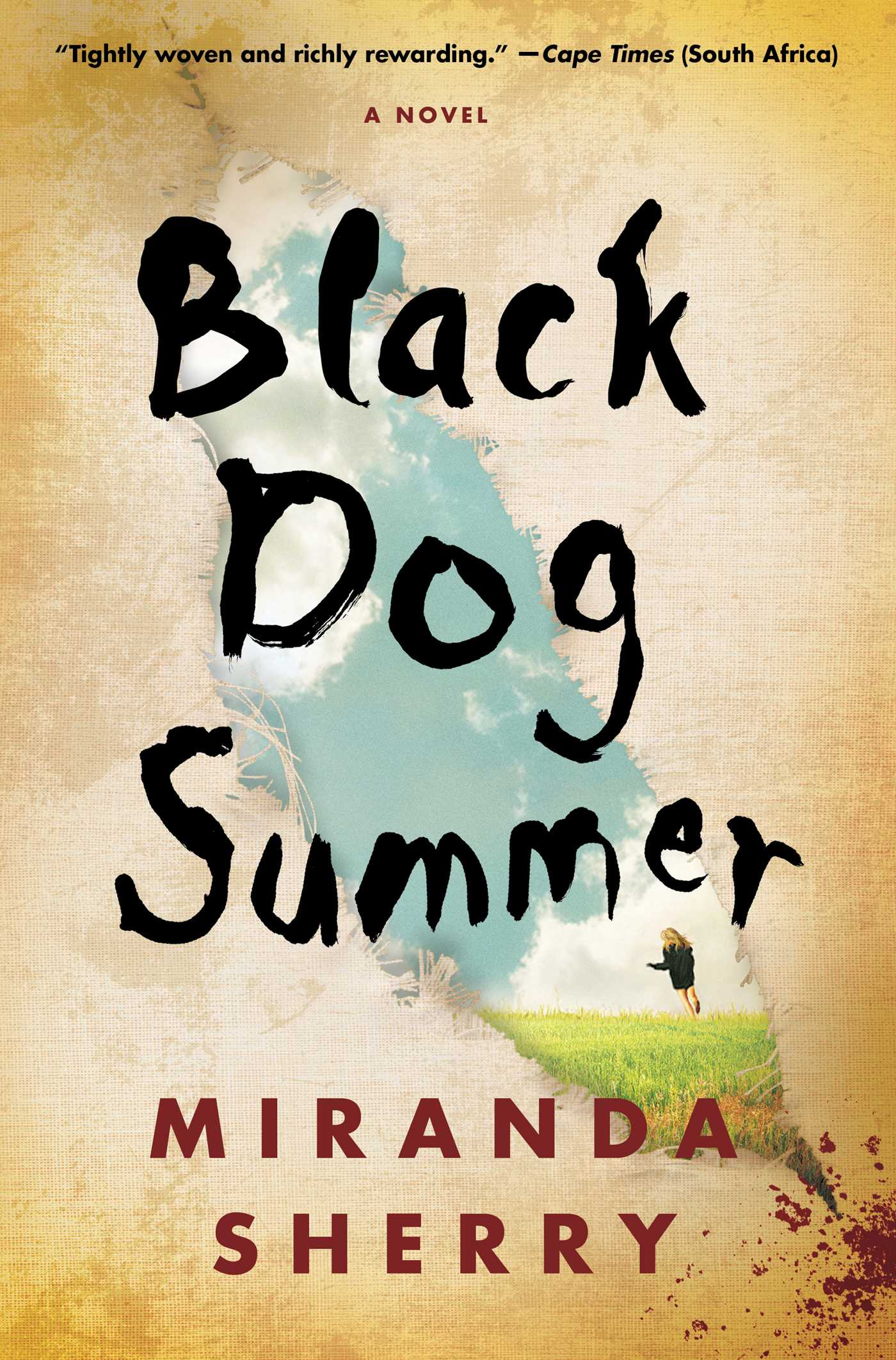 Black dog summer 9781476779027 hr