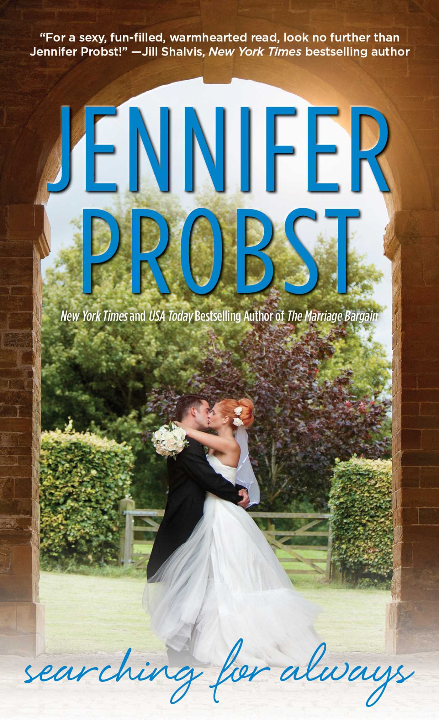 Jennifer probst official publisher page simon schuster uk book cover image jpg searching for always fandeluxe Images