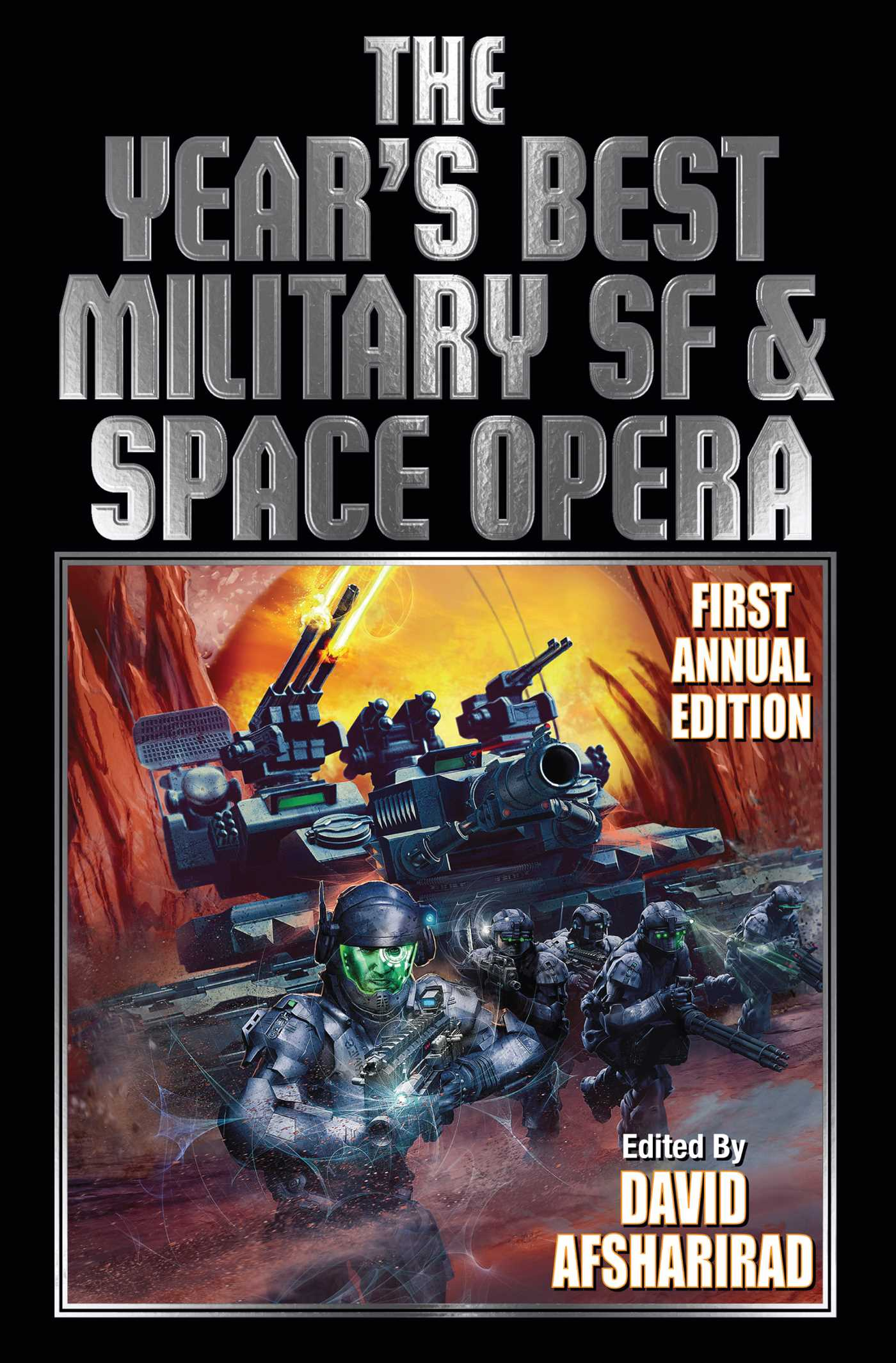 Years best military sf and space opera 9781476780580 hr
