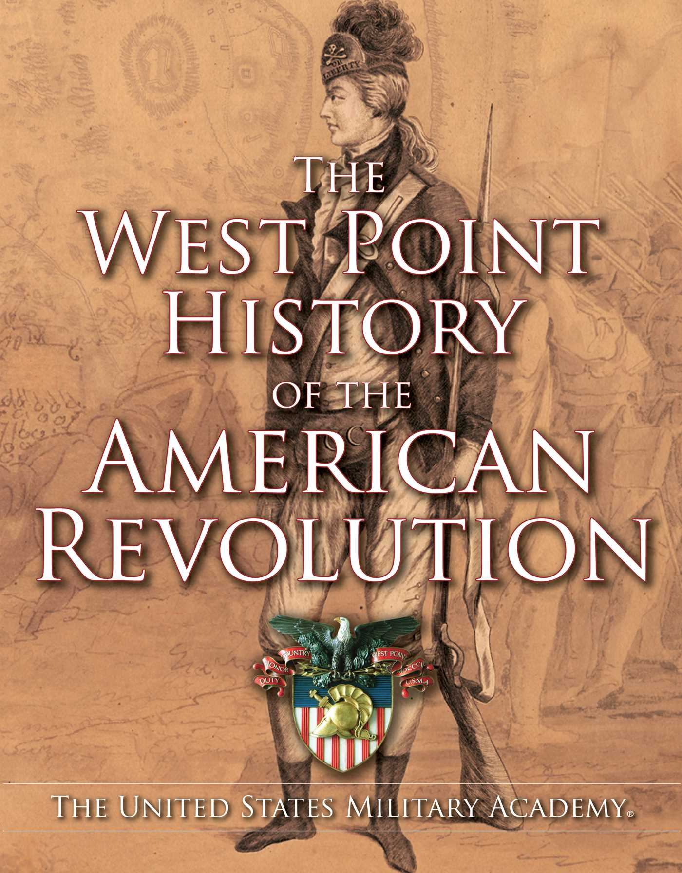 West point history of the american revolution 9781476782751 hr