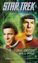 Star trek the original series foul deeds will 9781476783246