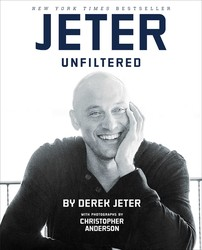 Jeter Unfiltered book cover