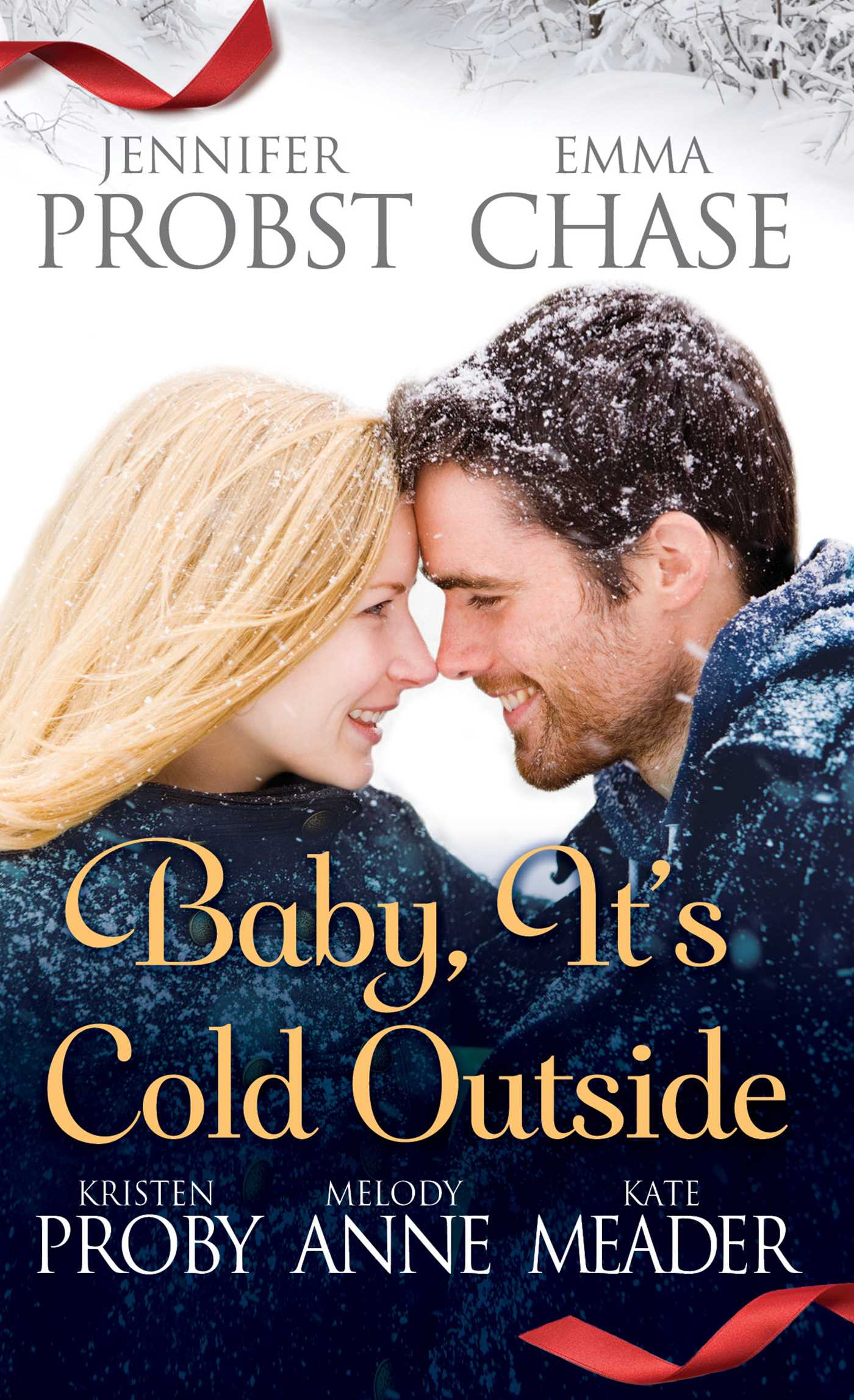 Baby its cold outside 9781476783833 hr