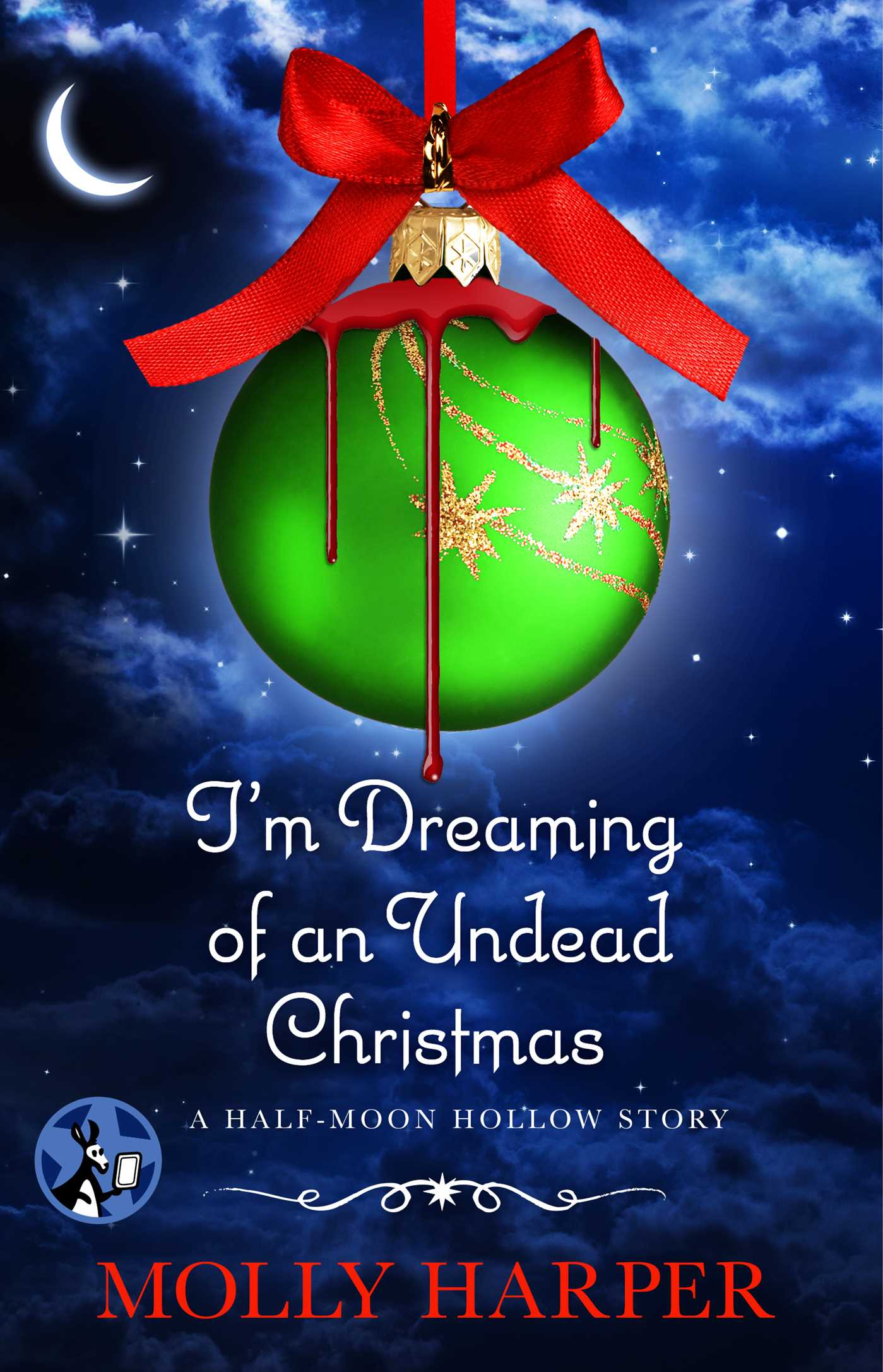 Im dreaming of an undead christmas 9781476784540 hr