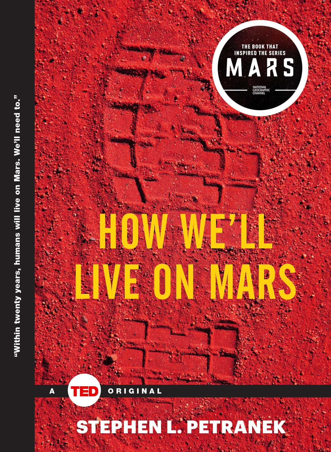 How well live on mars 9781476784762 hr