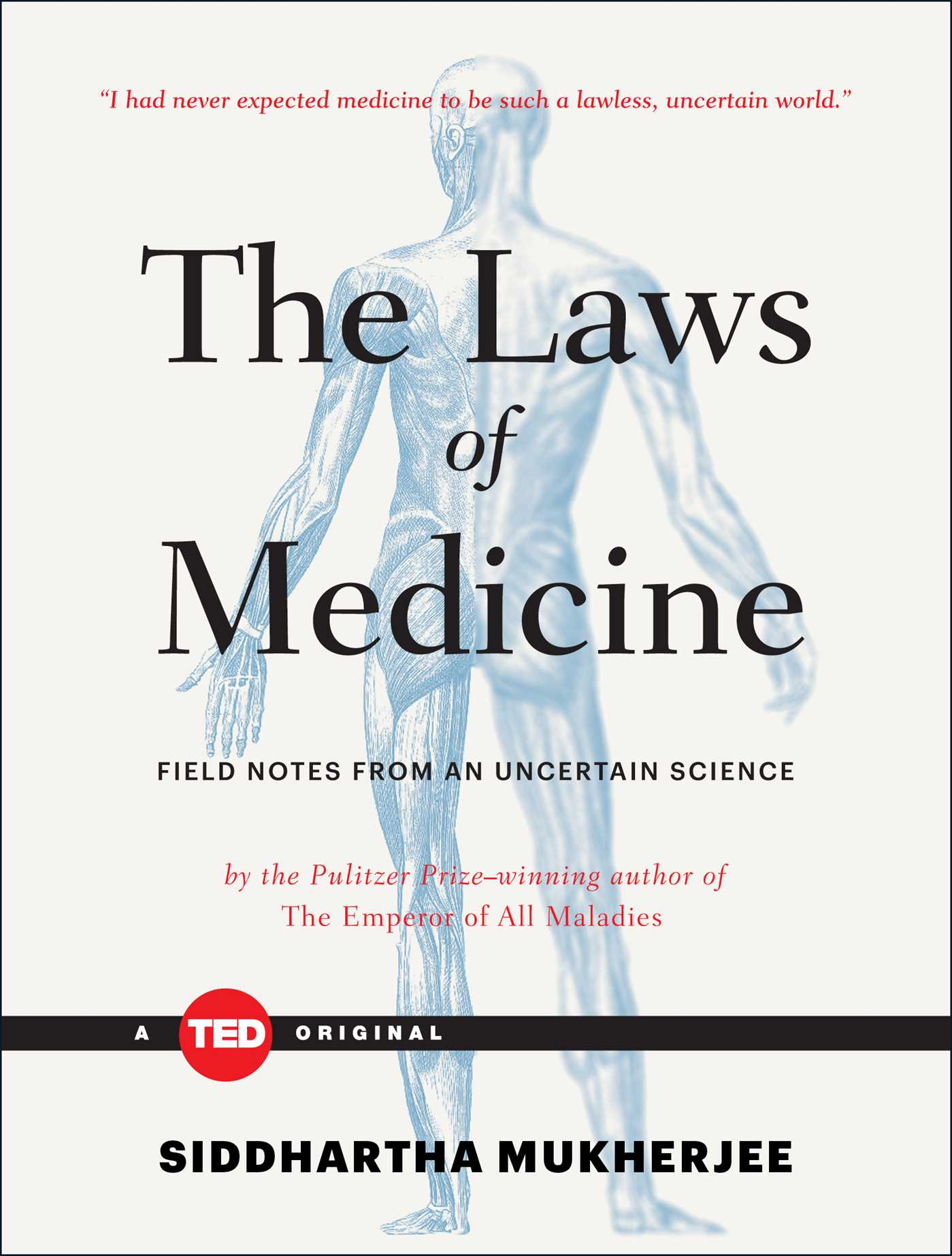 The laws of medicine 9781476784847 hr