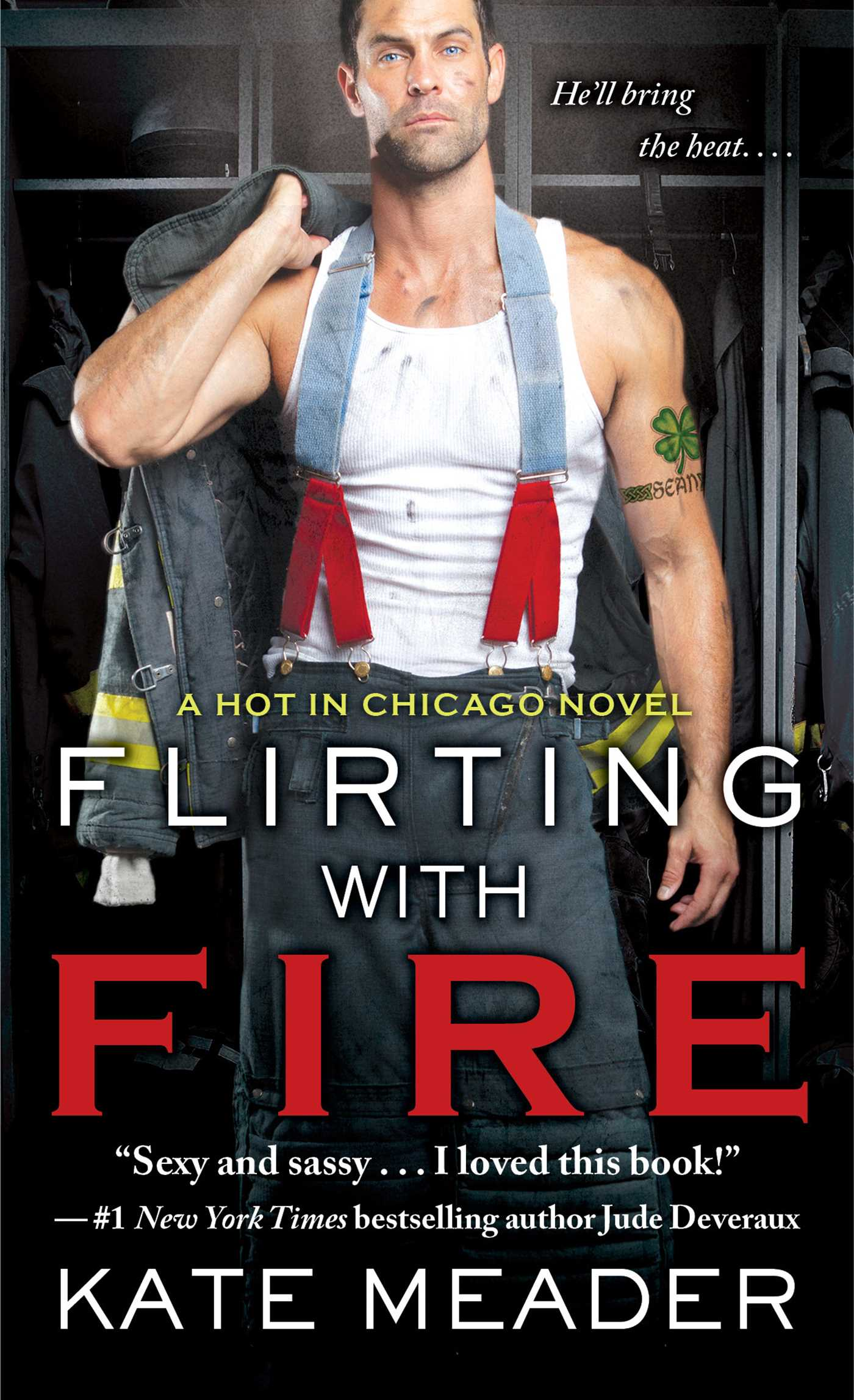Flirting with fire 9781476785905 hr