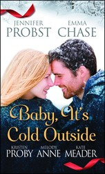 Baby, It's Cold Outside book cover