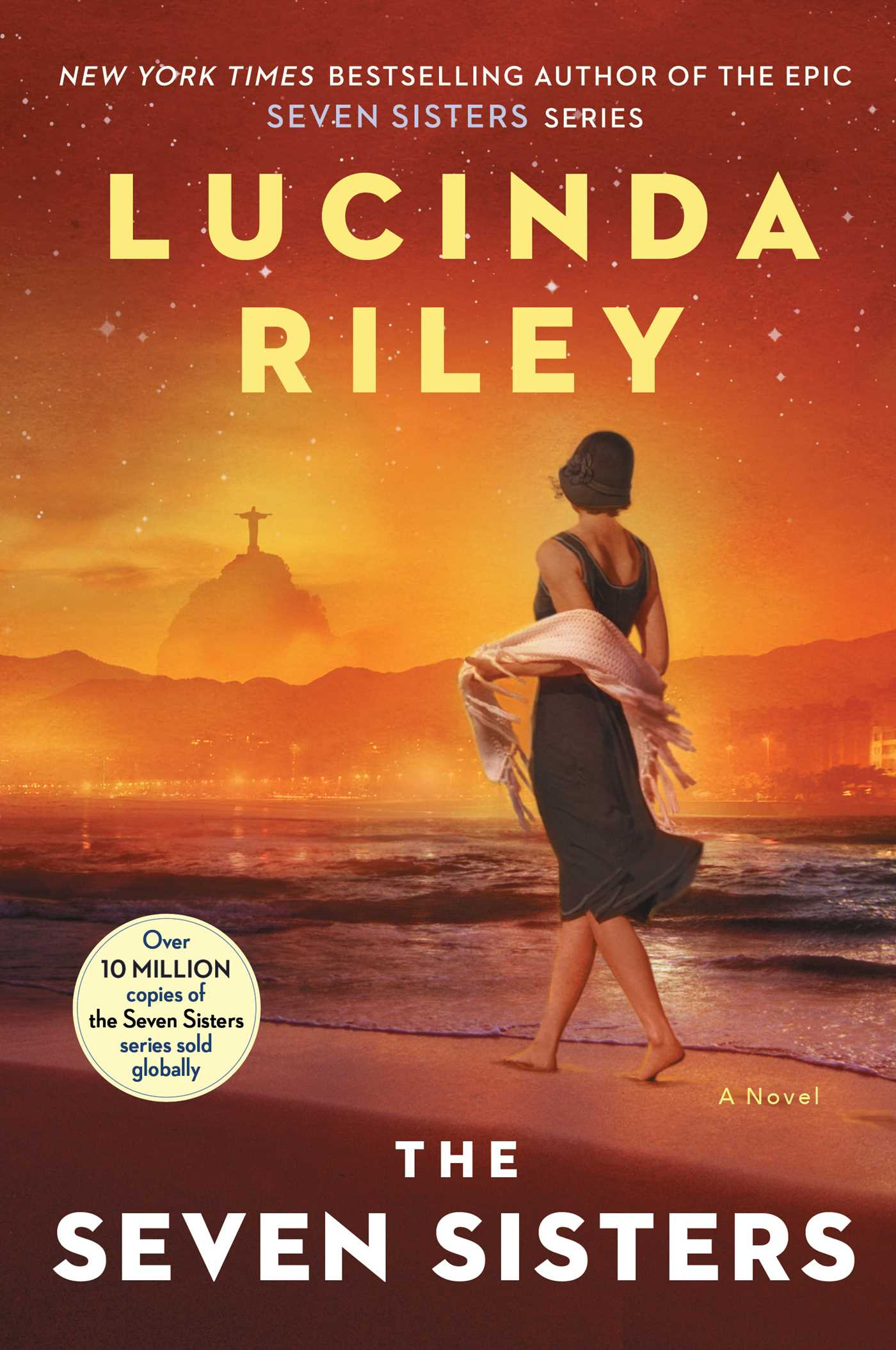 The Seven Sisters  Book By Lucinda Riley  Official Publisher Page  Simon  & Schuster
