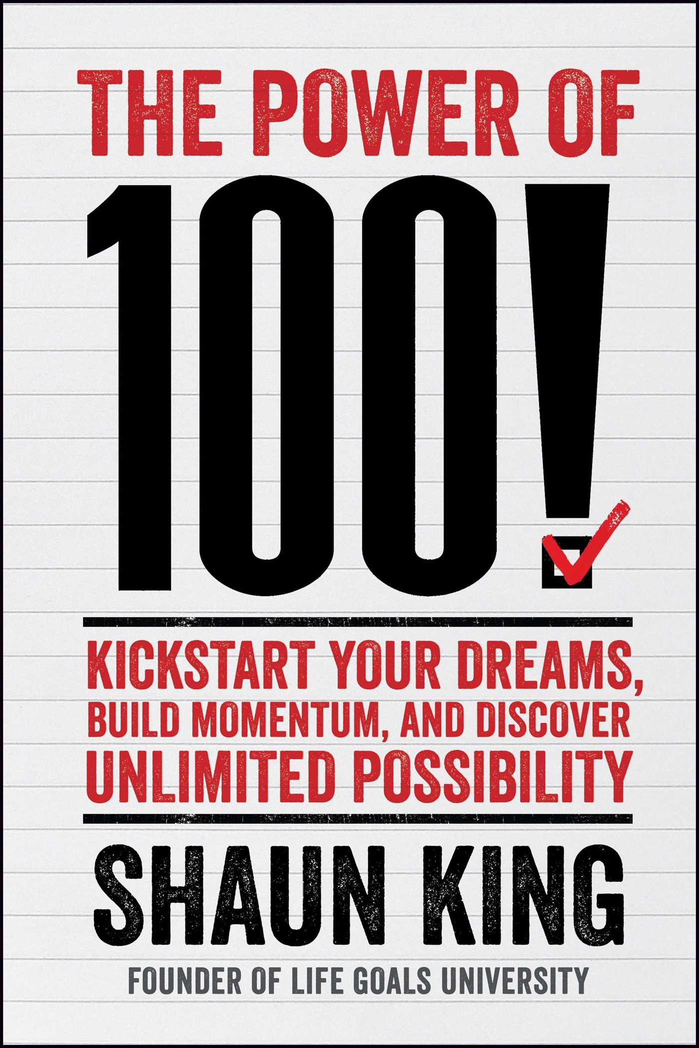 The power of 100 ebook by shaun king official publisher page the power of 100 9781476790176 hr fandeluxe Document