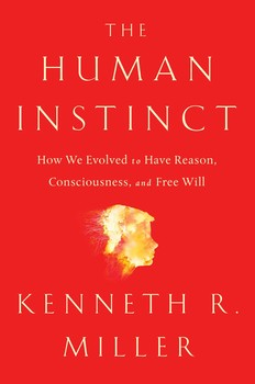 The human instinct book by kenneth r miller official the human instinct book by kenneth r miller official publisher page simon schuster fandeluxe Images