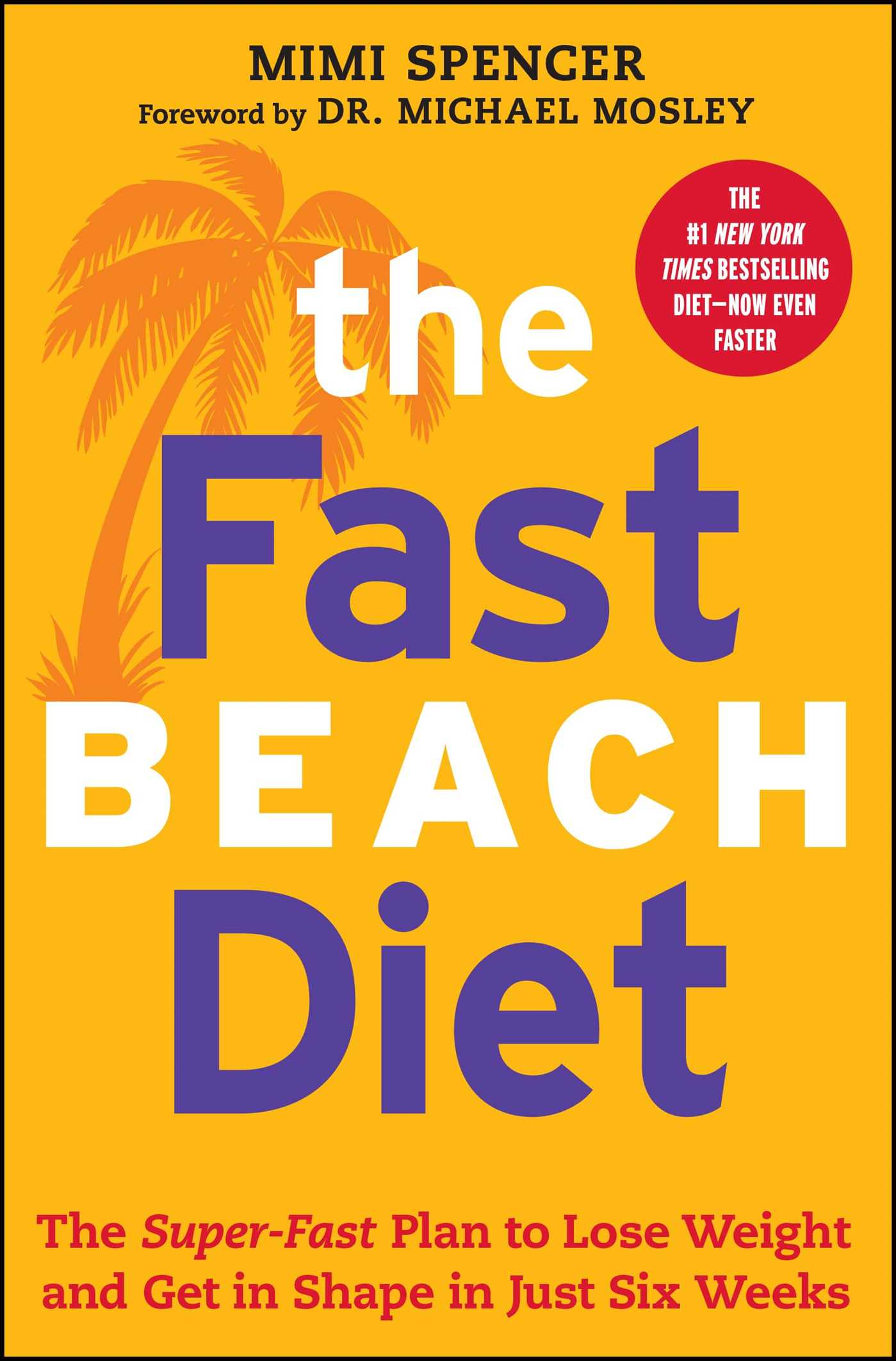 The fast beach diet 9781476790398 hr