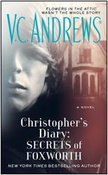 Christophers diary secrets of foxworth 9781476790589