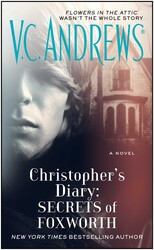 Christopher's Diary: Secrets of Foxworth book cover