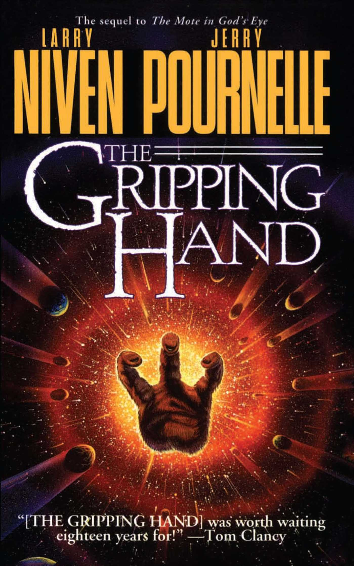 The gripping hand 9781476791234 hr