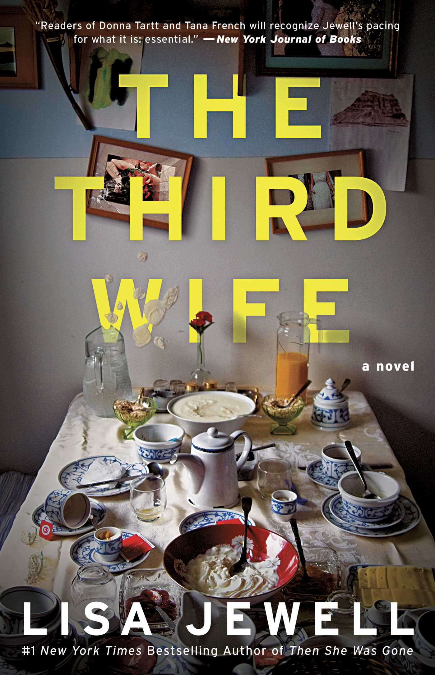 The third wife 9781476792194 hr
