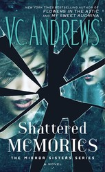 Shattered Memories book cover