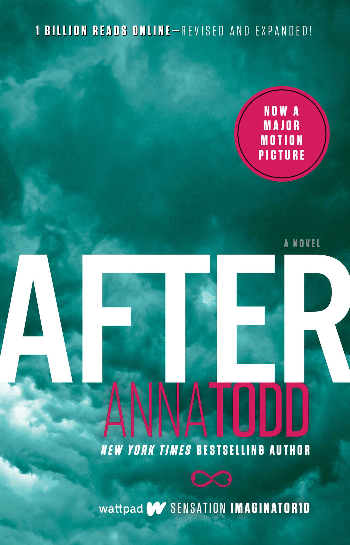 Book Cover Portadas Up : After book by anna todd official publisher page