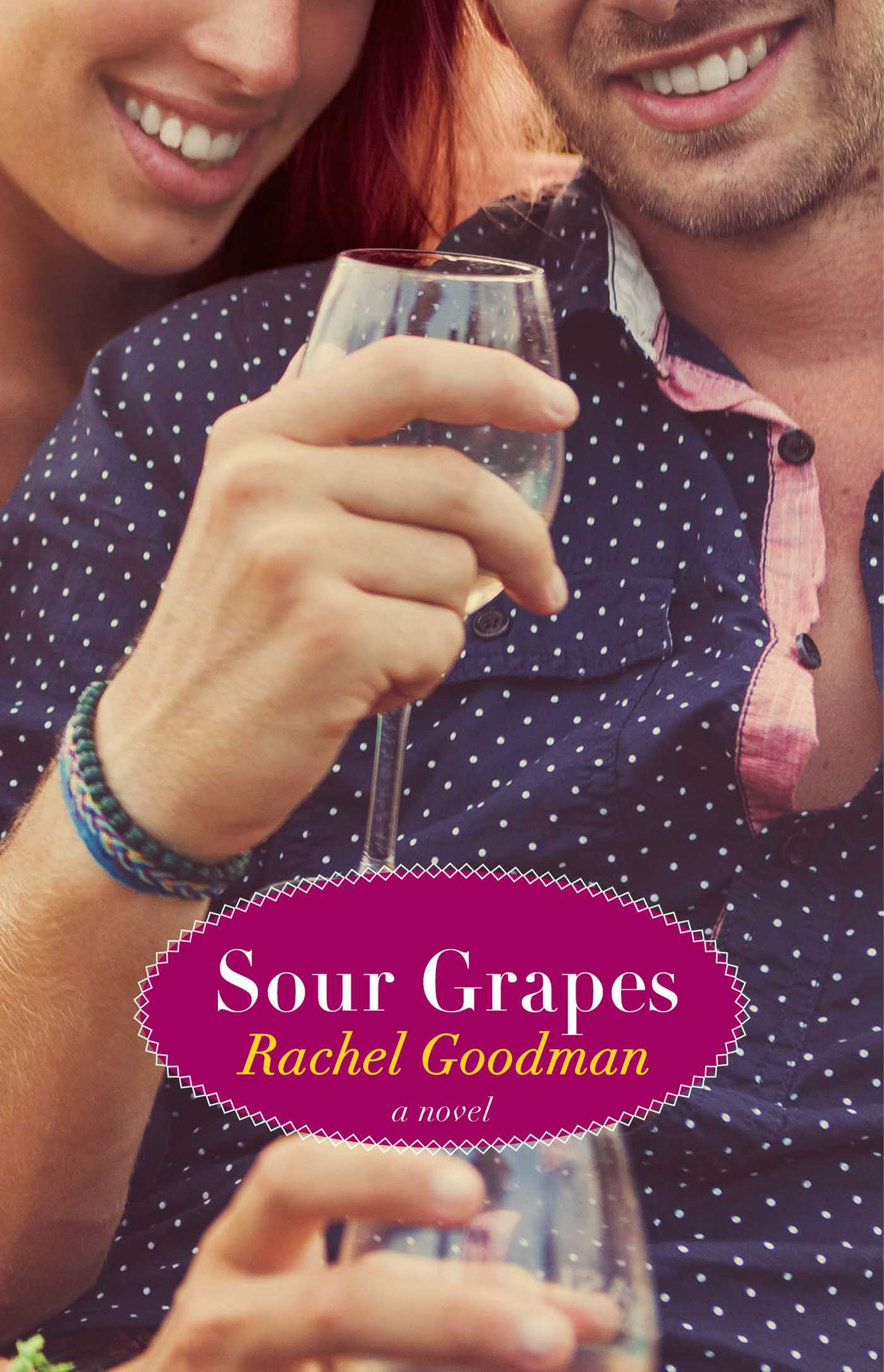 Sour Grapes book cover