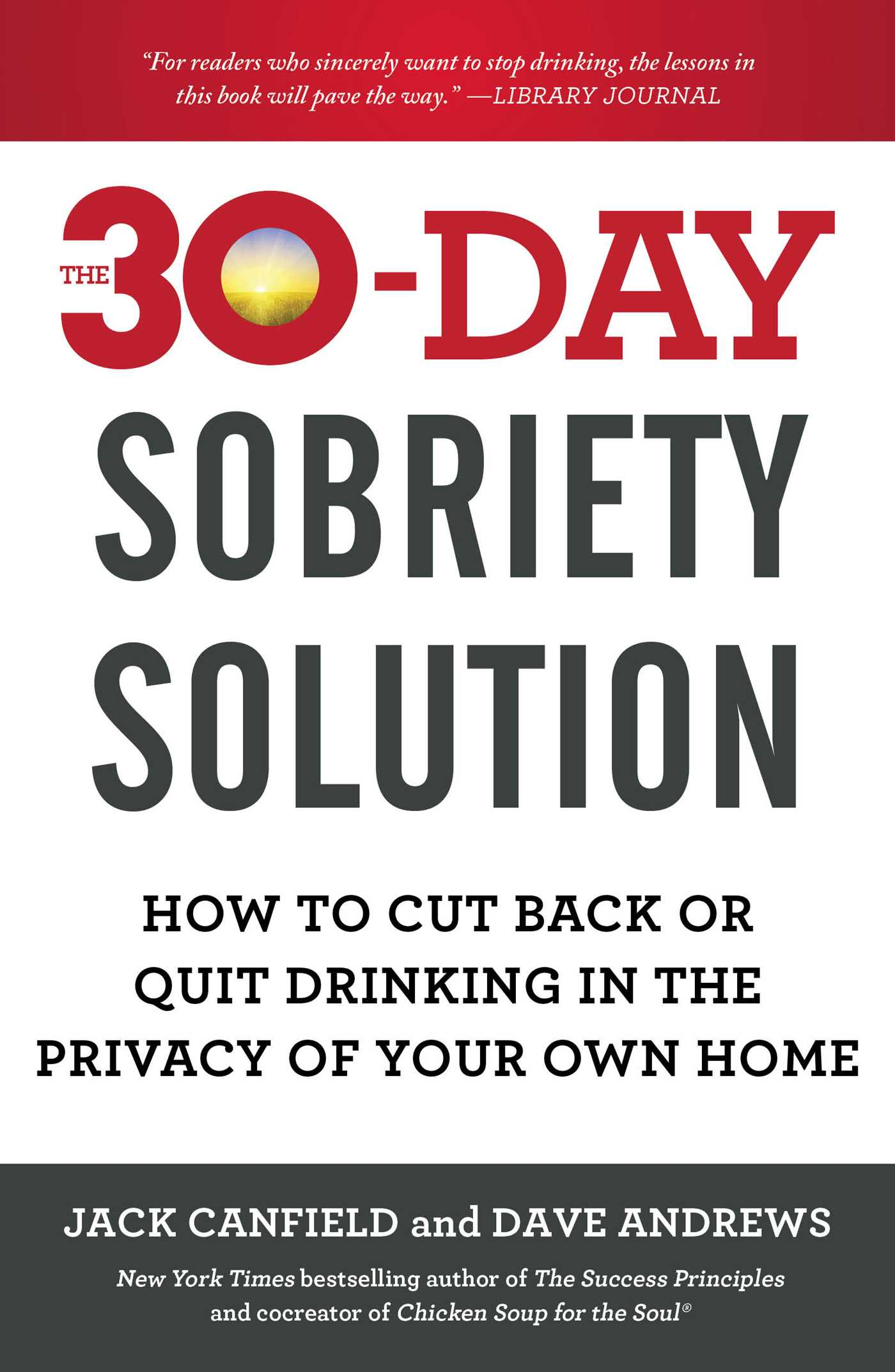 The 30 day sobriety solution 9781476792972 hr