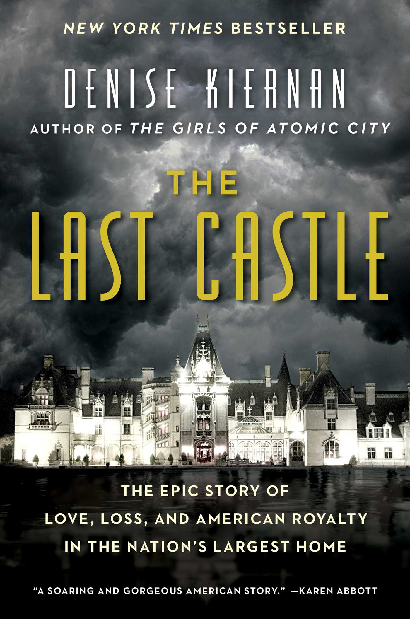 The last castle 9781476794044 hr
