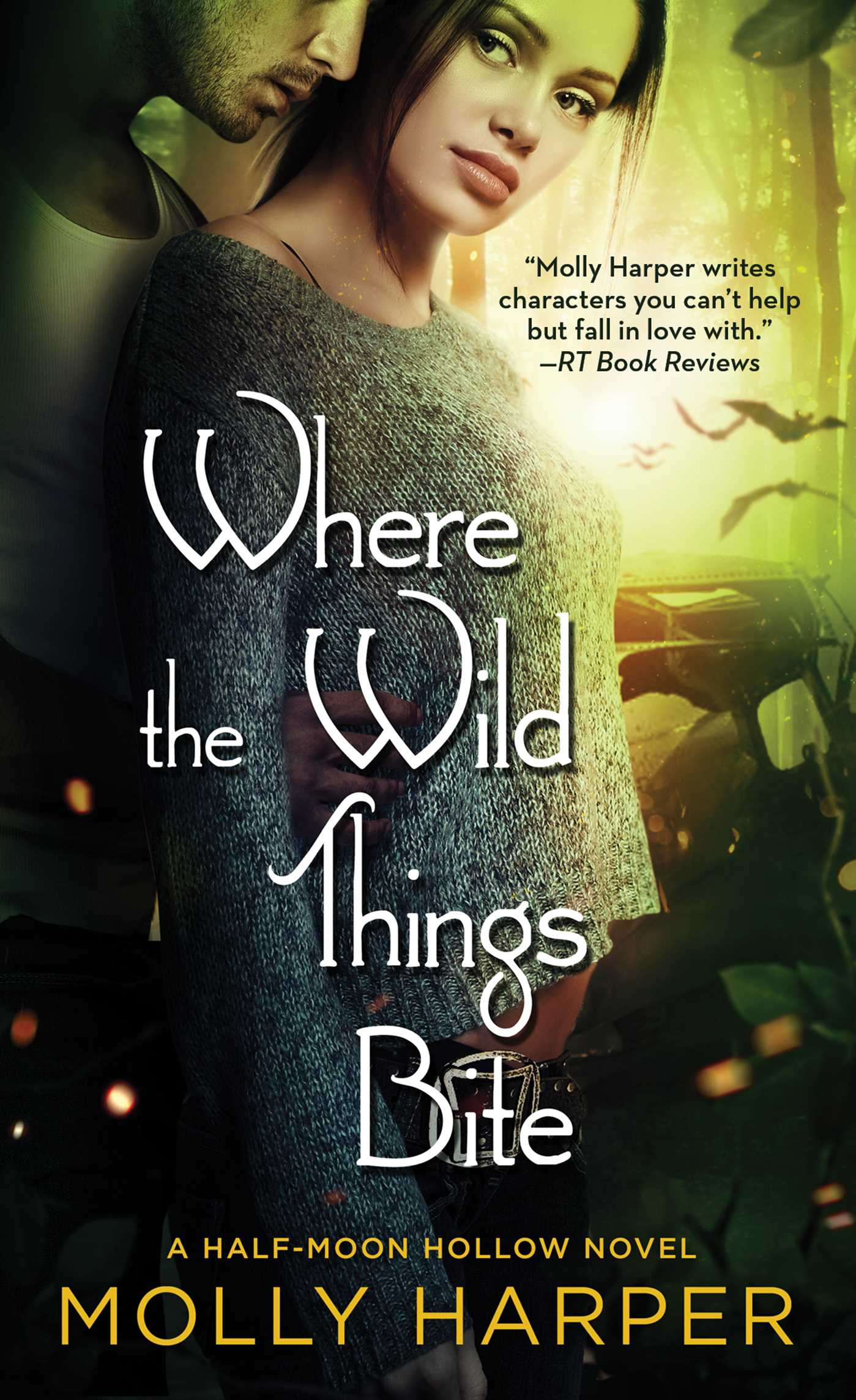 Where the wild things bite 9781476794402 hr