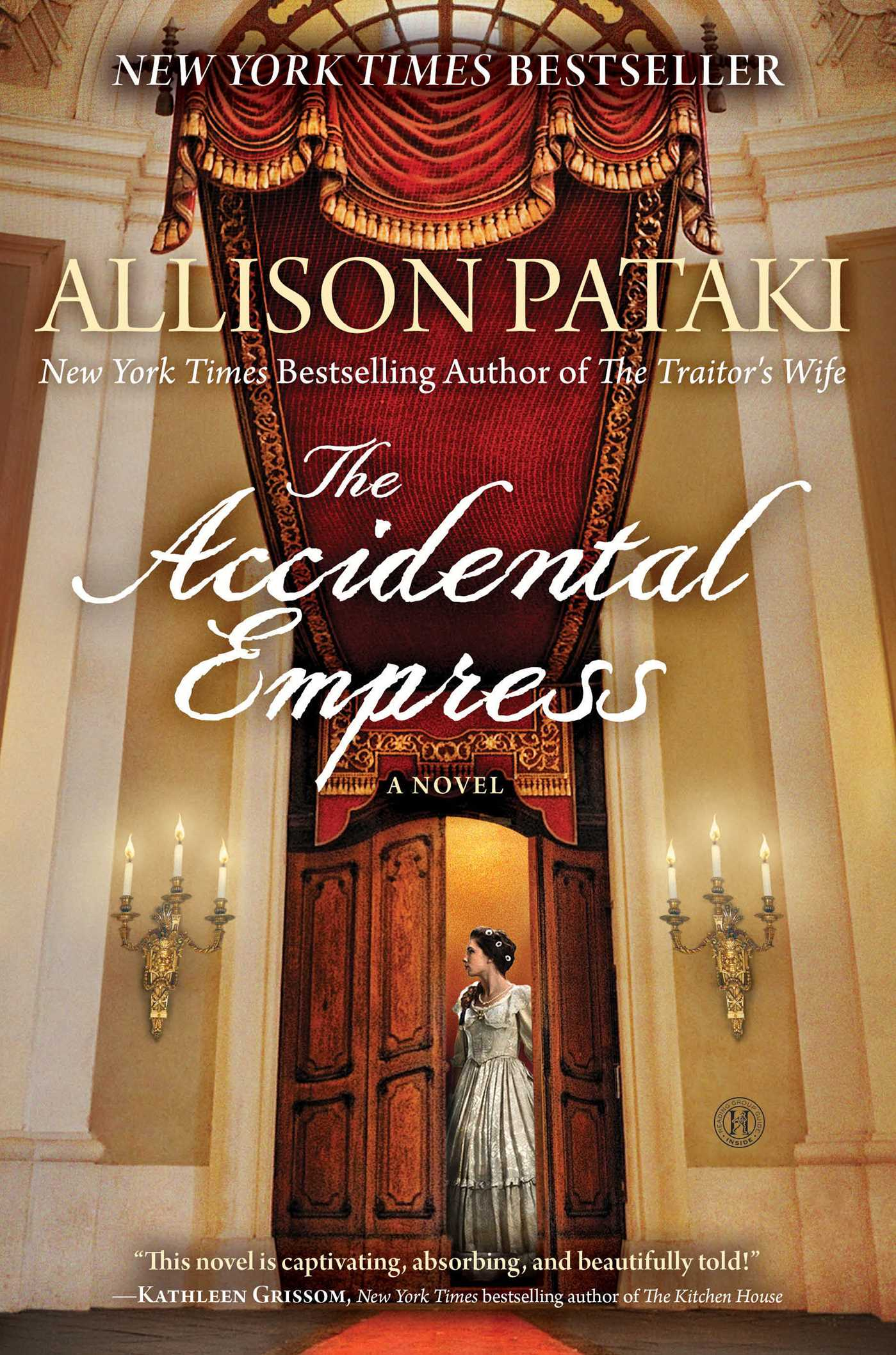 The Accidental Empress  Book By Allison Pataki  Official Publisher Page   Simon & Schuster