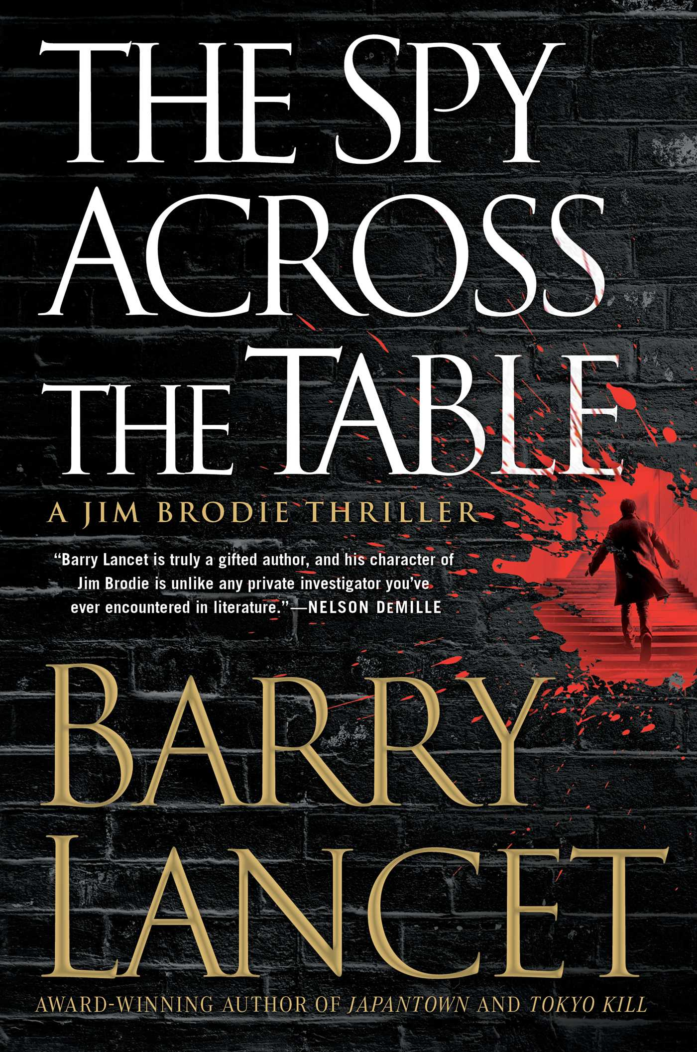 The spy across the table 9781476794914 hr