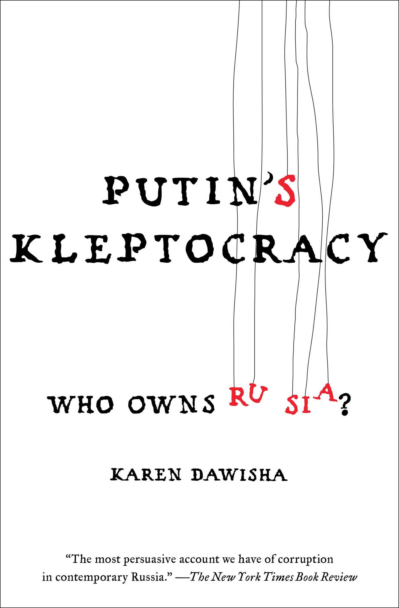 Putins kleptocracy 9781476795201 hr
