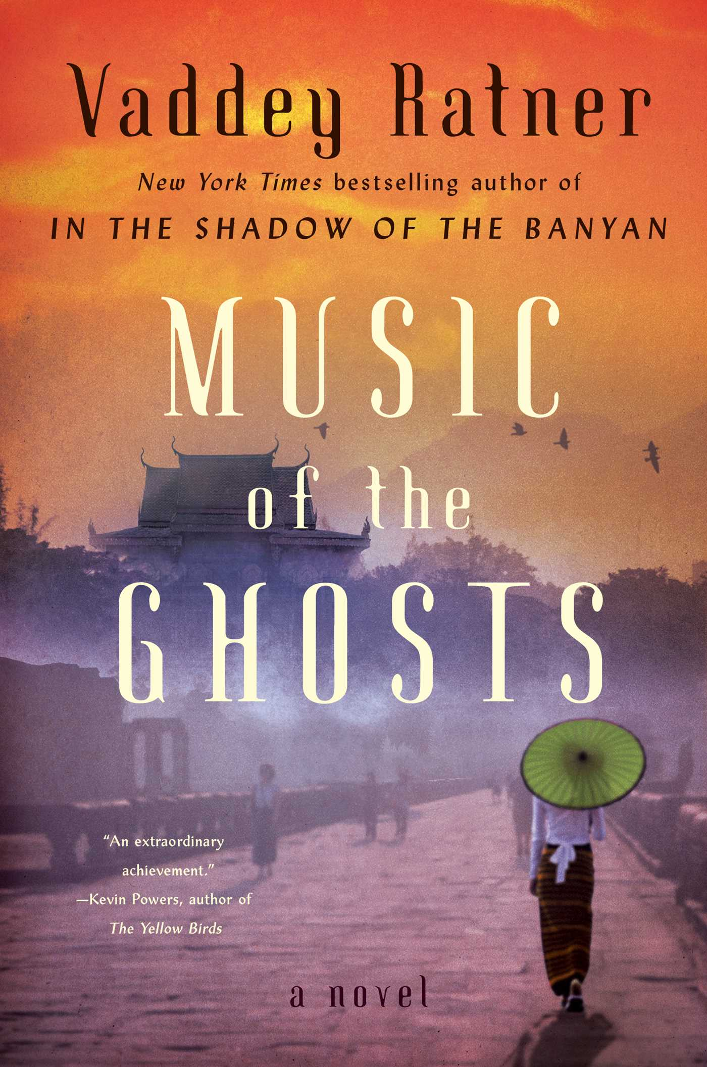 Music of the ghosts 9781476795782 hr